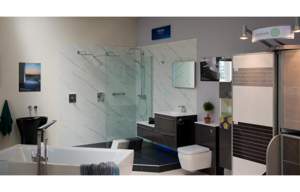 Bathrooms Showroom Berkshire Woodmasters