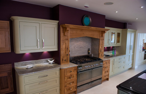 Traditional Kitchens in Berkshire
